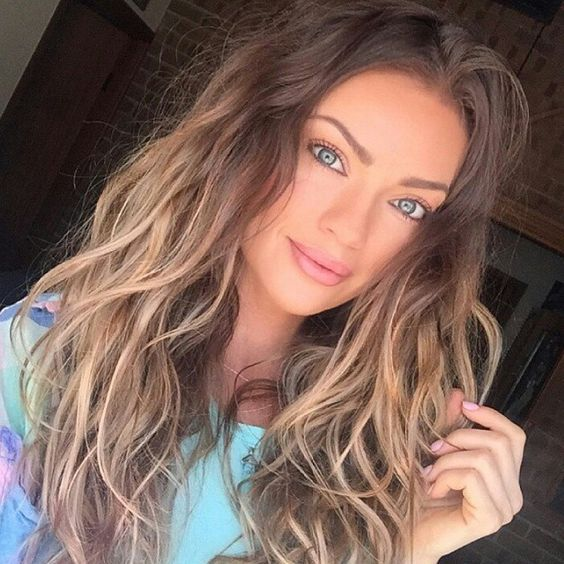 Ben noto Tendenze. Quanto amiamo il balayage? | Charme & Beauty OU17
