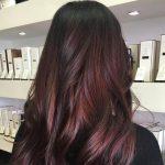 dark mauve capelli