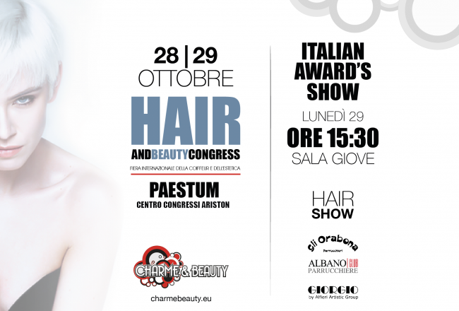 Hair and beauty congress Charme&BEauty
