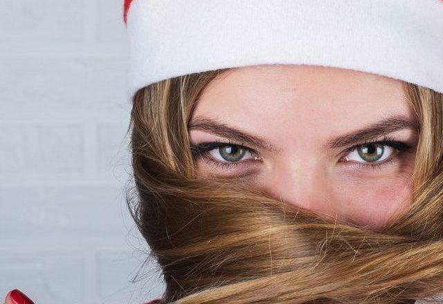 acconciature natalizie hairstyle per le feste