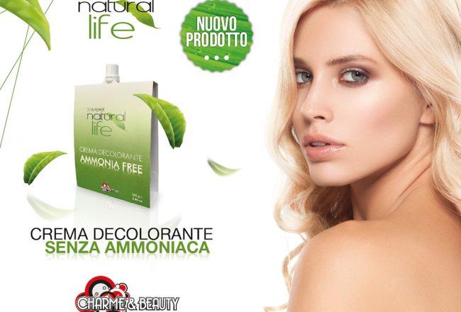 Decolorante in crema senza ammoniaca Charme&Beauty