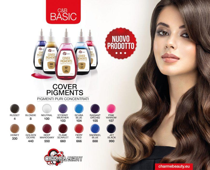 Cover Pigments Pigmenti Puri Concentrati